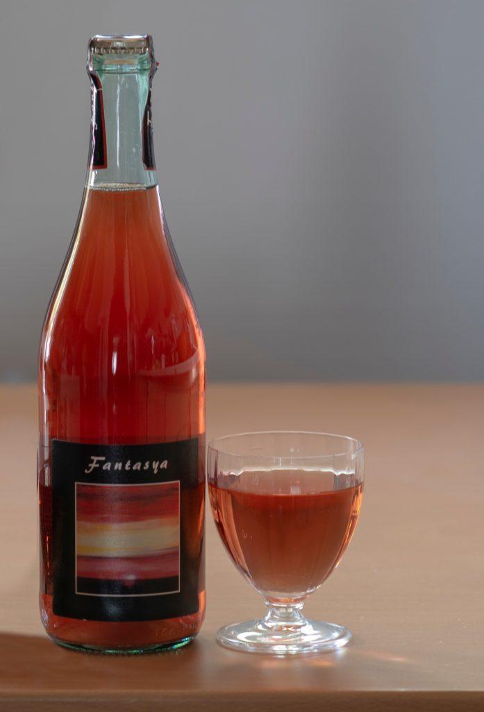 Fantasya vino rosso fermentato